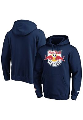 Sudadera Fanatics Red Bull New York MLS