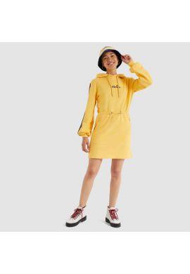 Vestido sudadera chica Ellesse Siccus yellow