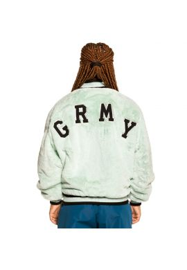 Chaqueta chica Grimey Singgang Junction fur blue