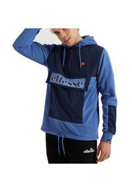 Sudadera Ellesse Legno !/2 zip hoody blue
