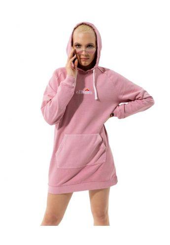 Vestido sudadera Ellesse Triphala pink