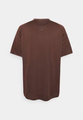 Camiseta fútbol FUBU Gradient Sport mesh brown orange