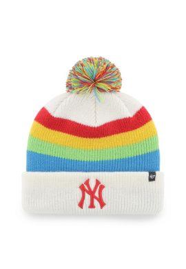 Gorro invierno pompón 47 Brand HighlighterNY Yankees