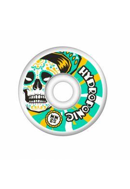 Ruedas skateboard Hydroponic Mexican skull 53 mms