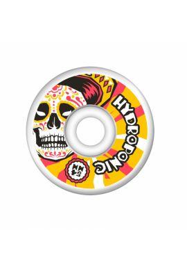 Ruedas skateboard Hydroponic Mexican skull 54 mms