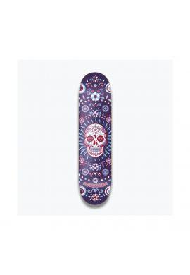 Tabla completa skateboard Hydroponic Mexican CO blue skull