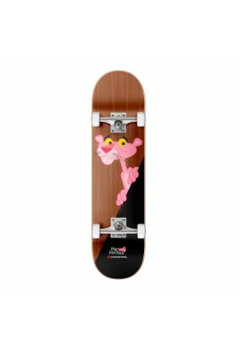 Tabla completa skateboard Hydroponic Pink Panther cut brown