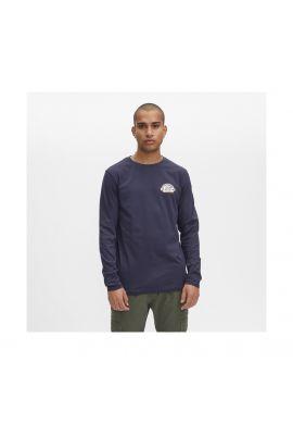 Camiseta manga larga Hydroponic BREAK navy