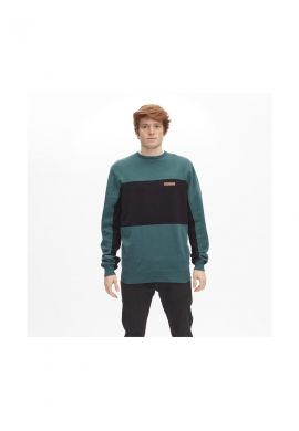 Jersey Hydroponic Park KN teal green black