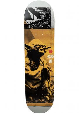Tabla skateboard ELEMENT Yoda Star Wars