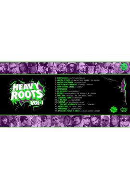 """DISCO HEAVY ROOTS """"Vol.1"""""""