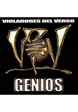 """DISCO VIOLADORES DEL VERSO """"Genios"""""""