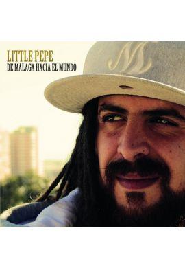 """DISCO LITTLE PEPE """"De Málaga hacia el mundo"""""""