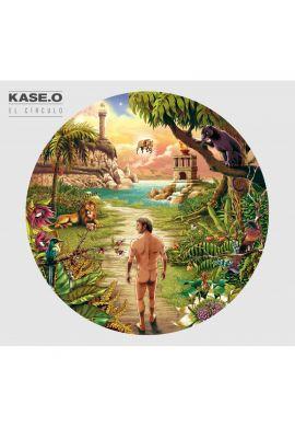 """DISCO VINILO KASE-O """"El Círculo"""""""
