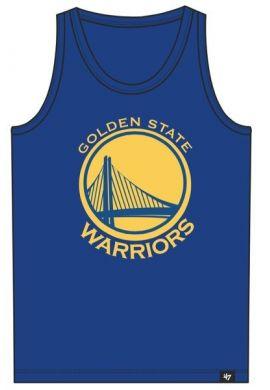 "Camiseta tirantes 47  Brand ""Golden State Warriors"" azul"