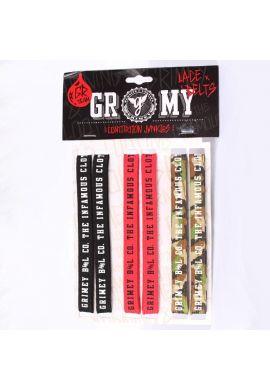 "CORDONES Grimey ""Contortion Belt"" Pack 3"
