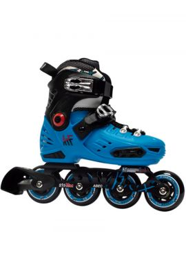 Patín Junior KRF Extensible Freeskate Azules