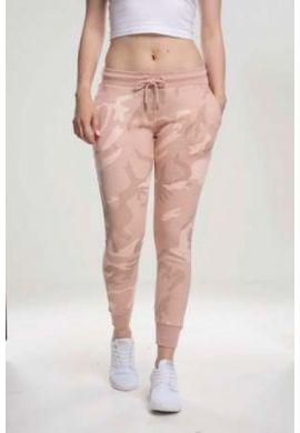 Pantalón chandal chica URBAN Classics TB1638 (Camo Pink)