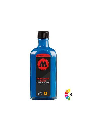 Tinta Permanente Base Alcohol MOLOTOW 125 mls