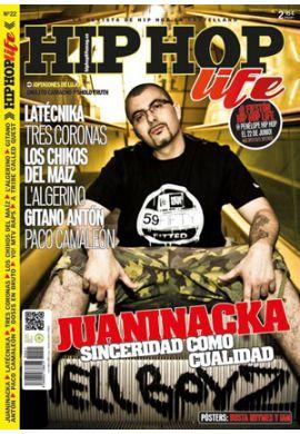 Revista HIP HOP LIFE Número 22