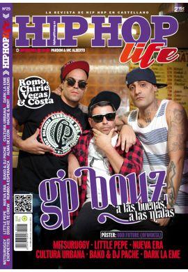 Revista HIP HOP LIFE Número 25
