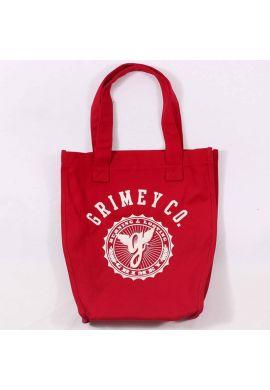 Bolsa GRIMEY Red Classic Logo
