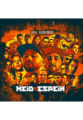 "Disco Hazhe & Acción Sanchez ""Meid in Spein"" Vol 2"