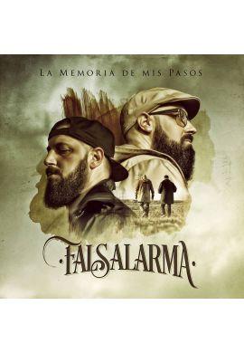 """Disco VINILO FALSALARMA """"La memoria de mis pasos"""""""