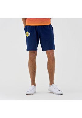 "Pantalones cortos algodón NEW ERA ""Los Angeles Lakers"" navy"