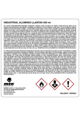 MONTANA Industrial Aluminio Llantas