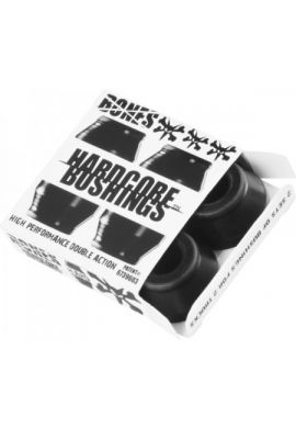 BONES BUSHINGS HARDCORE HARD BLACK