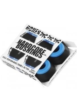 BONES BUSHINGS HARDCORE SOFT BLACK