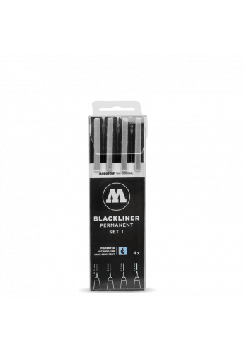 Set Rotuladores BLACKLINER permanent SET1