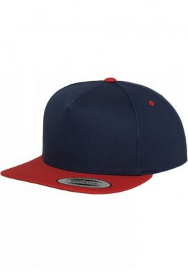 Gorra FLEXFIT cierre snapback 6007 navy/red