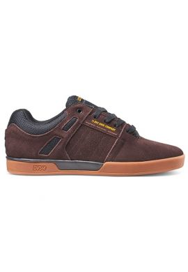 "Zapatillas DVS ""Drifter + "" suede brown/black"