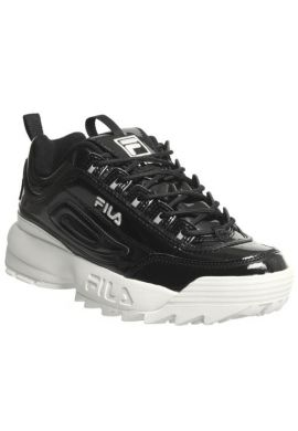 "Zapatillas FILA Disruptor ""Satin Black"""