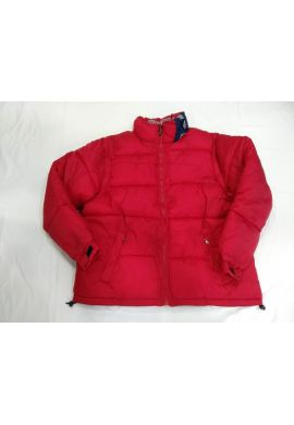 "Chaquetón Reversible KARL KANI ""Bubble"" red/navy"