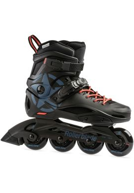 Patines Rollerblade RB Cruiser 2019 (negro/gris/azul)