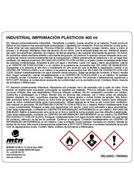 Montana Colors Imprimación Plásticos y Metales