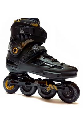 Patines KRF Angel 2 (Negro/Oro)