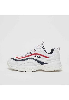 "Zapatillas FILA ""Ray Low"" white / blue / red"