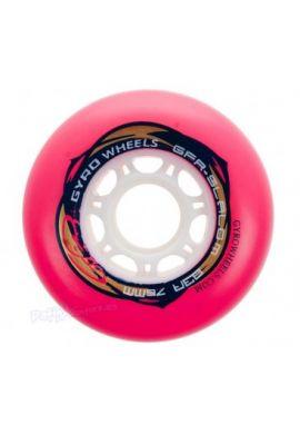 """Ruedas patinaje GYRO """"GFR Slalom"""" Pink"""