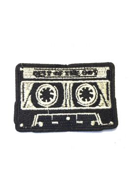 "Parche ""Cassette - Best of the 00´s"""