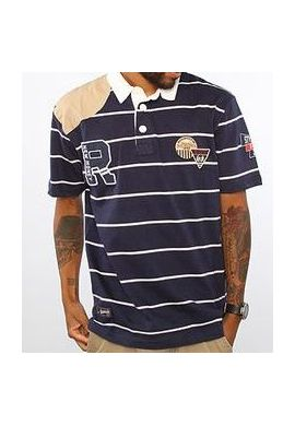 POLO ROCKSMITH Winner Rugby Navy