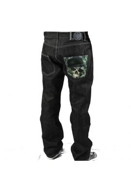 "Pantalón largo vaquero DYSEONE ""G Thang"" denim black"