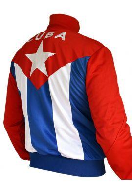 """Trackjacket 198 """"CUBA"""""""
