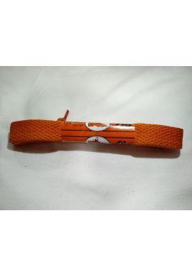Cordones zapatillas anchos 120 cms (Naranja)