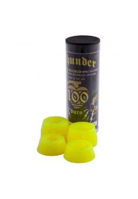 Gomas Skateboard THUNDER 100 (yellow)