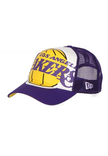 "Gorra trucker NEW ERA ""Nba Retro L.A. Lakers"" 940"