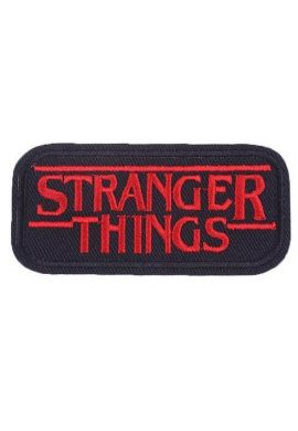 "Parche ropa ""Stranger Things"""